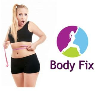 The Body Fix Weight Loss And Fitness Plan