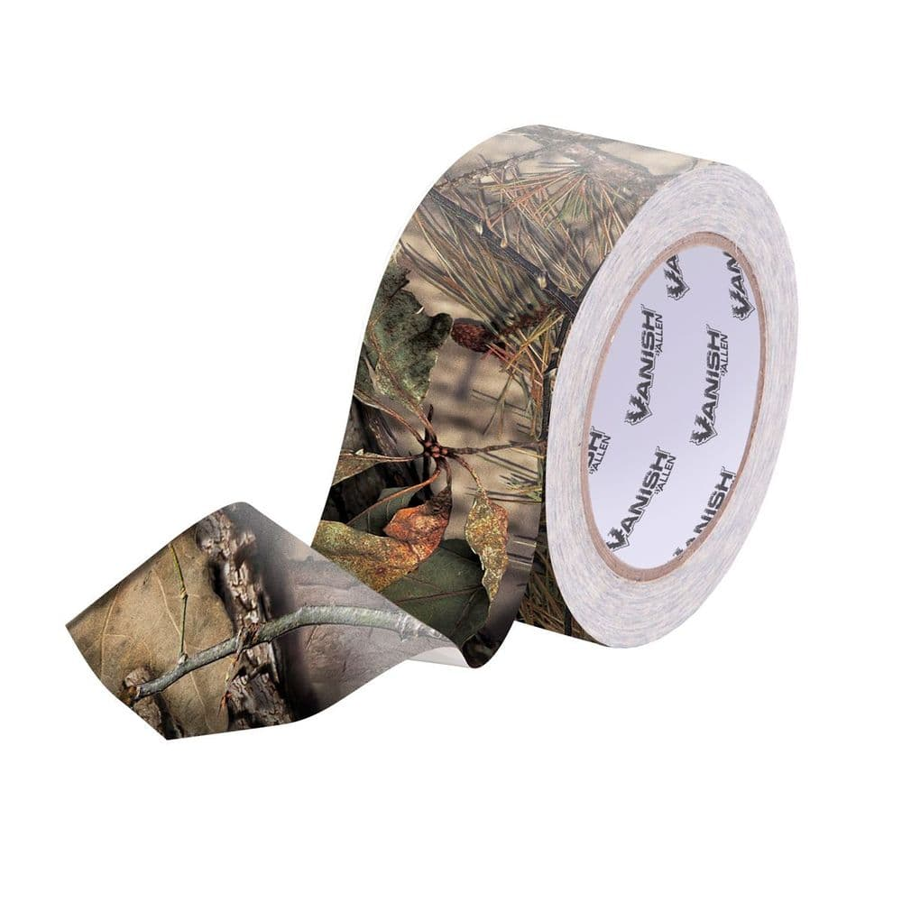 Allen Vanish Camo Duct Tape Mossy Oak Country Hide Wrap Hunt Shoot Photo #25361