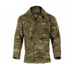 Alpha Airsoft Army Style BDU Tactical Shirt Camo