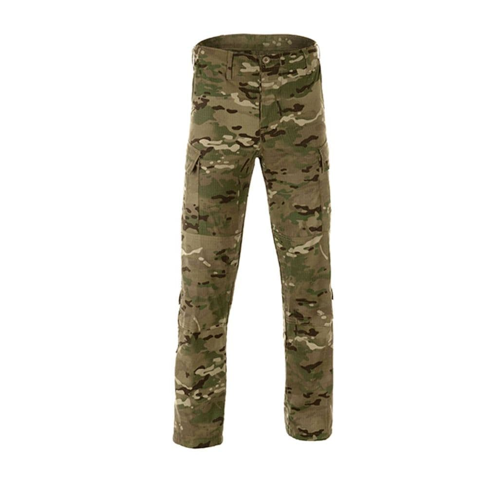 Alpha Airsoft Army Style BDU Tactical Trousers Camo