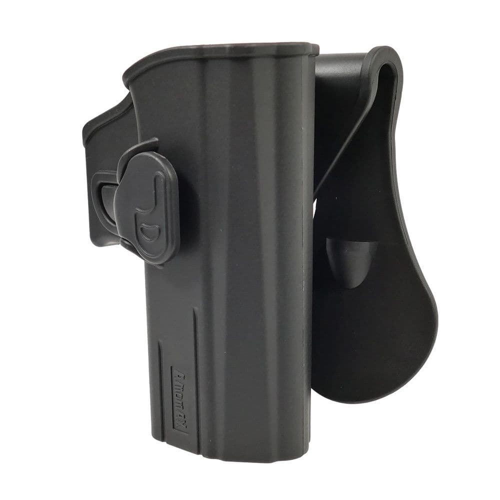 Amomax CZ Shadow 2 Poly Roto Holster R/H Black Airsoft #CZS2G2