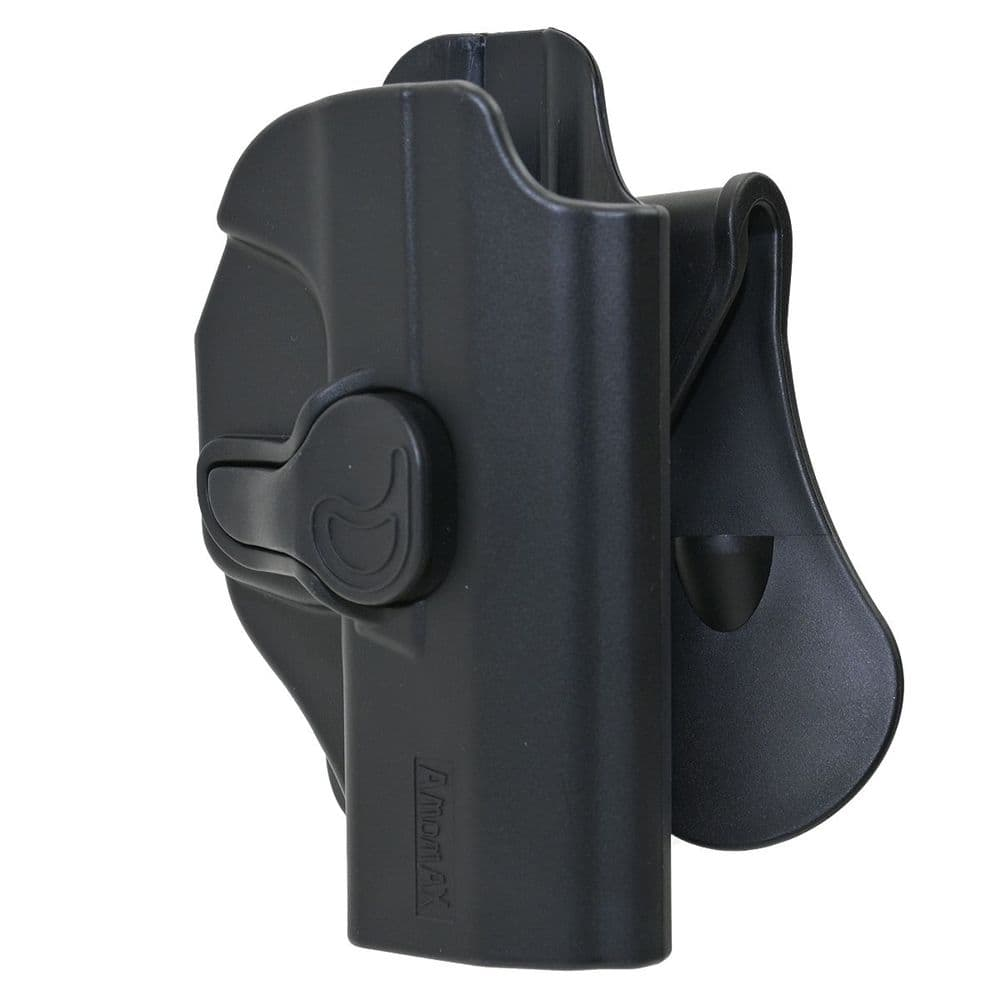 Amomax Retention Roto Holster Walther P99 QA G1 R/H Black Airsoft #AM-P99G2