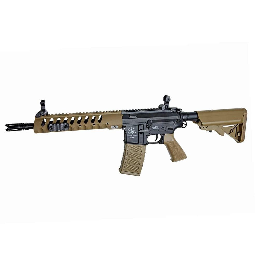Armalite SLV M15 Light Weight Assault Carbine  Airsoft Rifle Tan