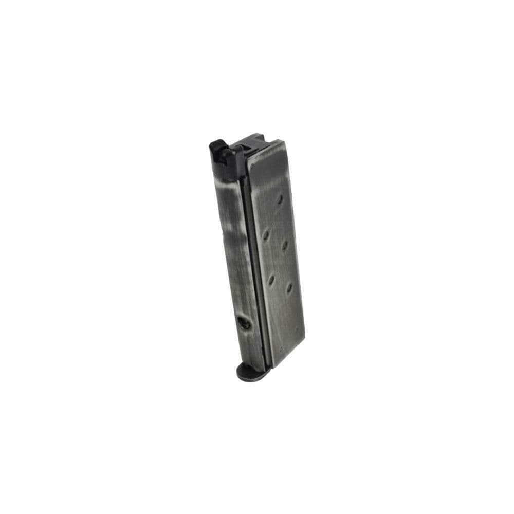 Armorer Works Airsoft 6MM Magazine For 1911 Series Black 6mm bb's Gas Green #NEMG05