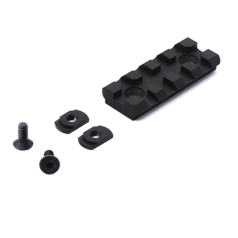 ASG Airsoft Steyr Scout Rifle Picatinny Mount Rail 4 Slots Black #19690