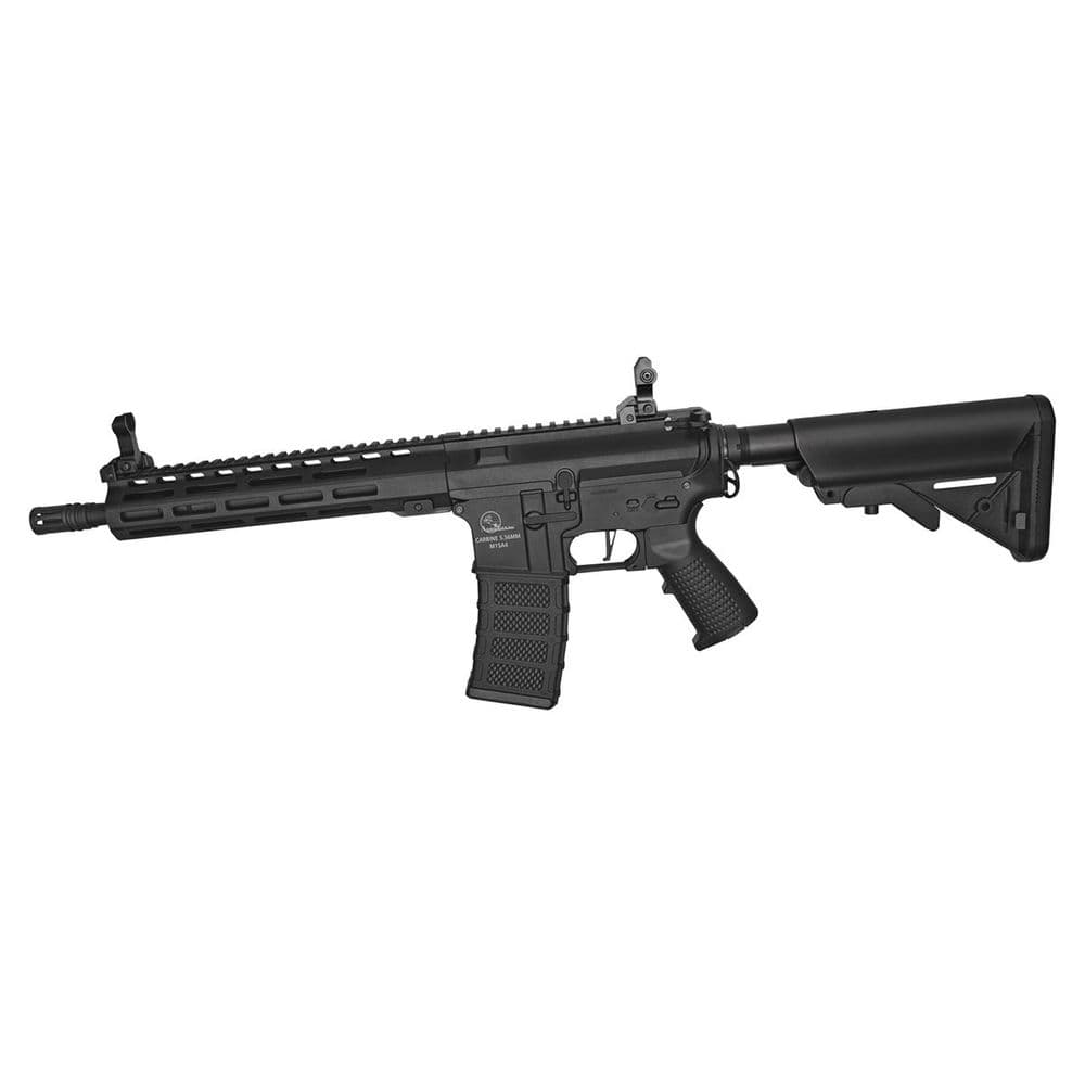 ASG Armalite M15 Airsoft Rifle Defense M-Lok 10""