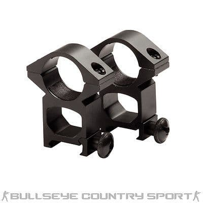 ASG SCOPE MOUNTS 4X20X21 AIR RIFLE MOUNTS PELLET GUN SCOPE MOUNT