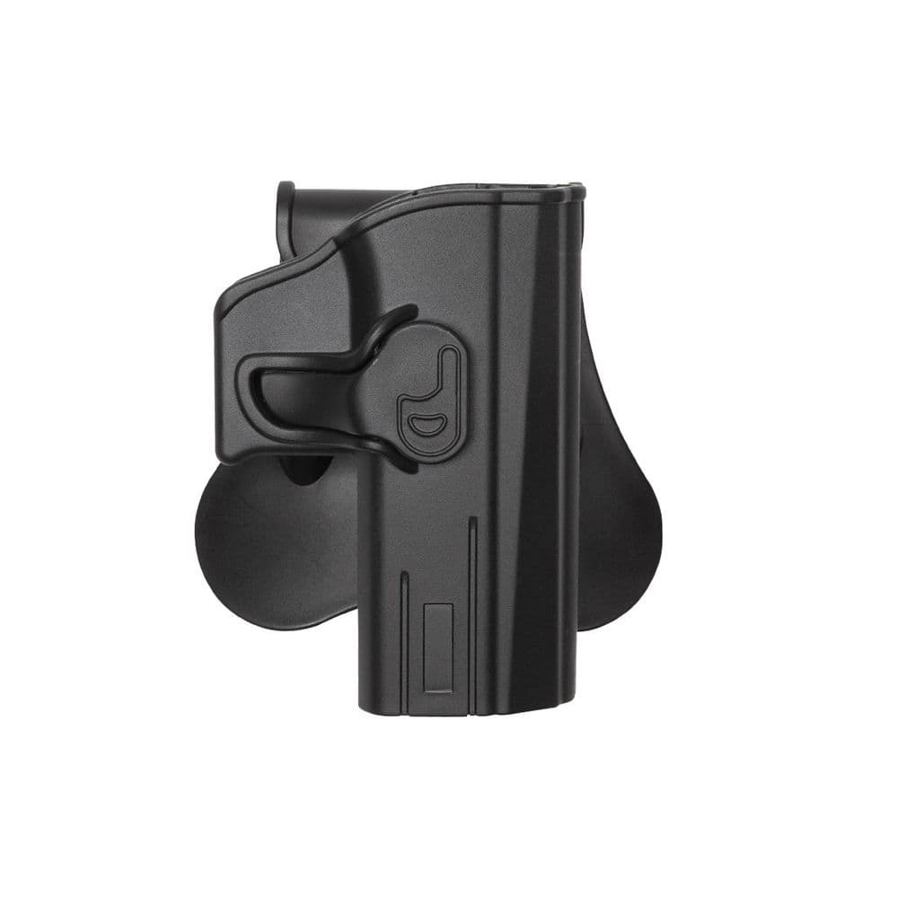 ASG Strike Systems CZ Shadow 2 Holster Roto Belt Polymer Black 19549
