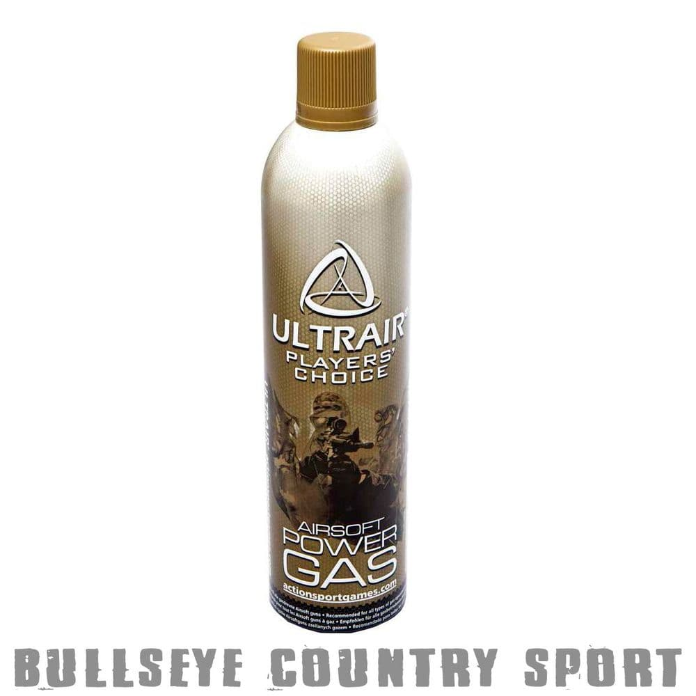 ASG Ultrair Power Green Gas 570ml (In Store Only)