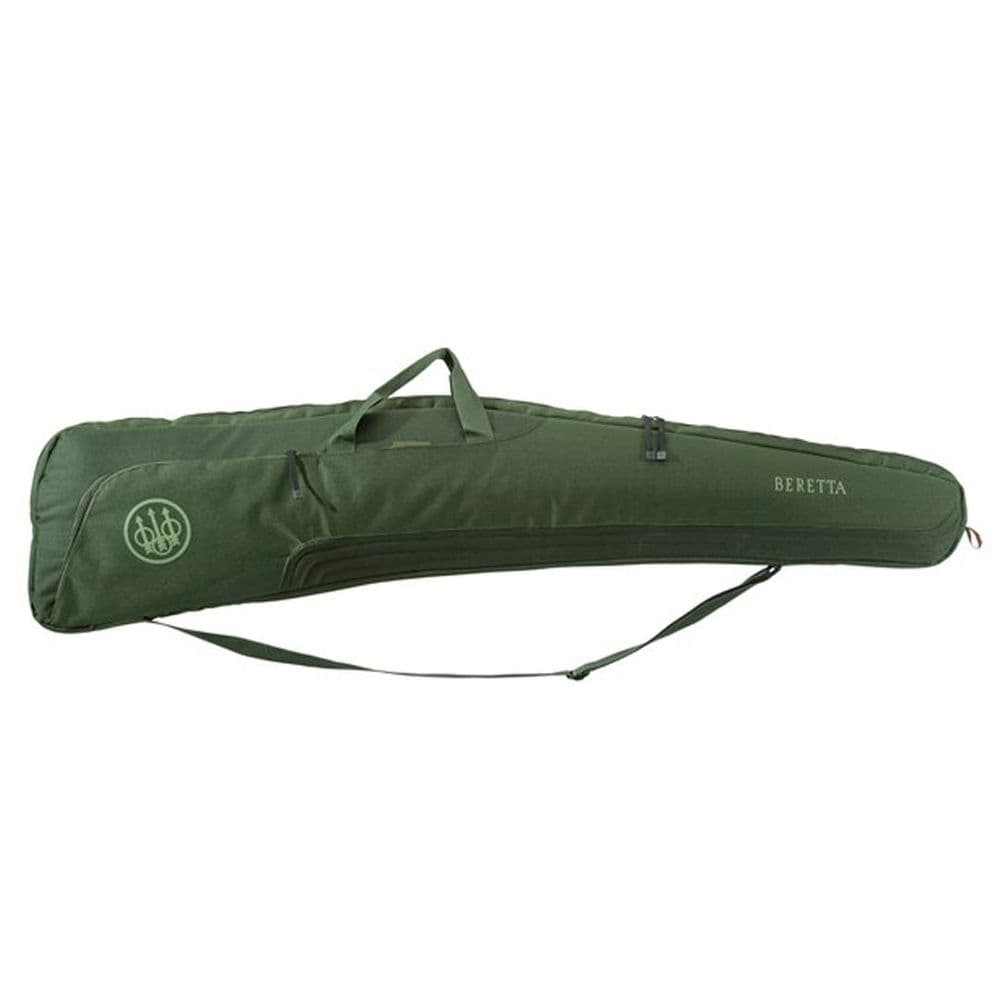 Beretta B-Wild Rifle Case Scoped Green 132cm Slip Bag Sleeve #FO231T