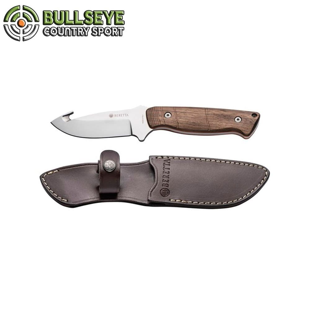 Beretta Chamois Fixed Blade Knife Leather Sheath