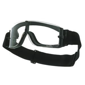 Bolle X800III Ultra Ventilated Tactical Safety Goggles Clear