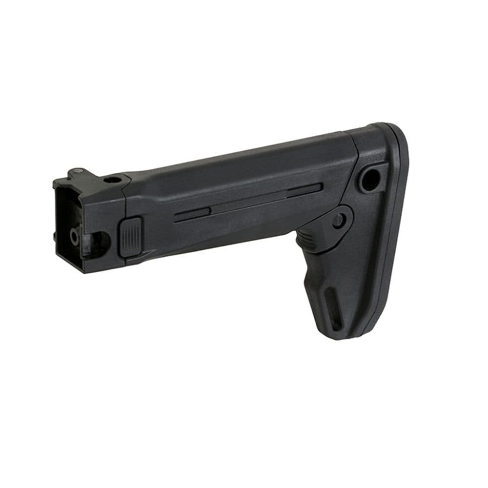 Cyma Airsoft AK Series Collapsible Foldable Stock Black #C.193 6mm bb's
