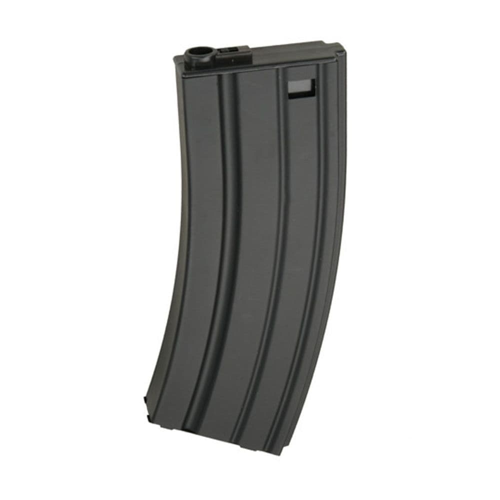 Cyma Airsoft Magazine Mid-Cap 190rd M-Series Black Softair 6mm bb's M007