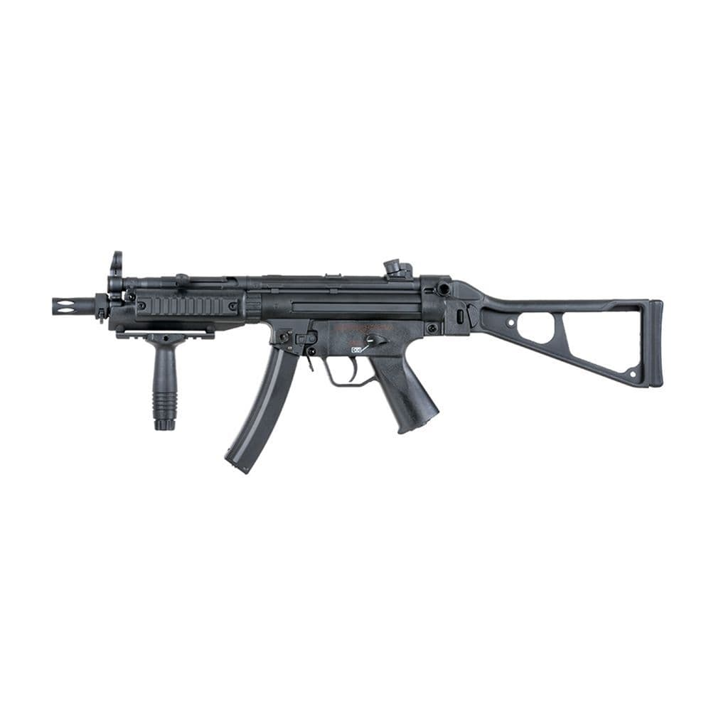 Cyma Blue Limited Edition MP5 SMG Airsoft Rifle CM.041