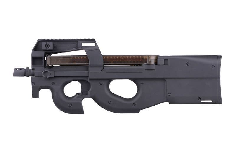 Cyma P90 SMG Airsoft Replica Rifle Black CM.060