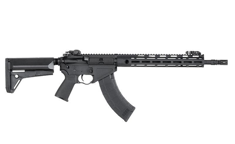 Cyma SR-47 Airsoft Rifle AEG Mosfet Edition Black CM.650B