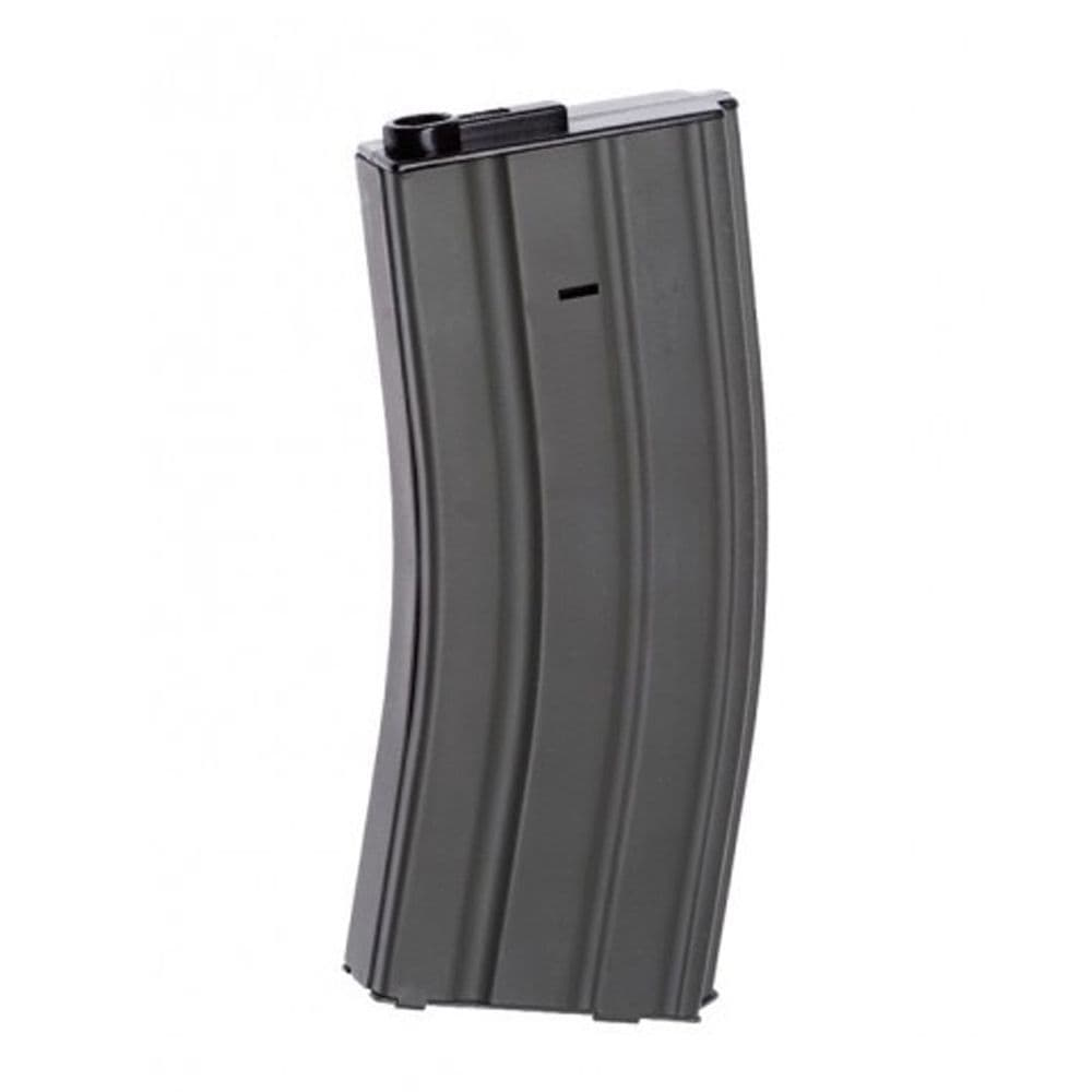 E&C Airsoft M-Series Metal Mid Cap Magazine 160rd 6mm bb's #MA005