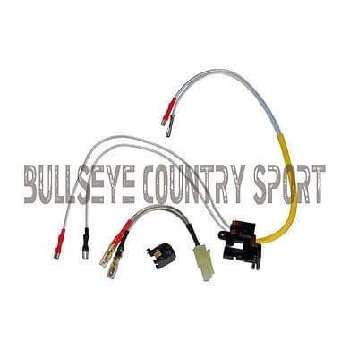 ELEMENT AIRSOFT COMPLETE WIRE KIT V2 FRONT TAYMIA CONNECTOR BATTERY M4 MP5