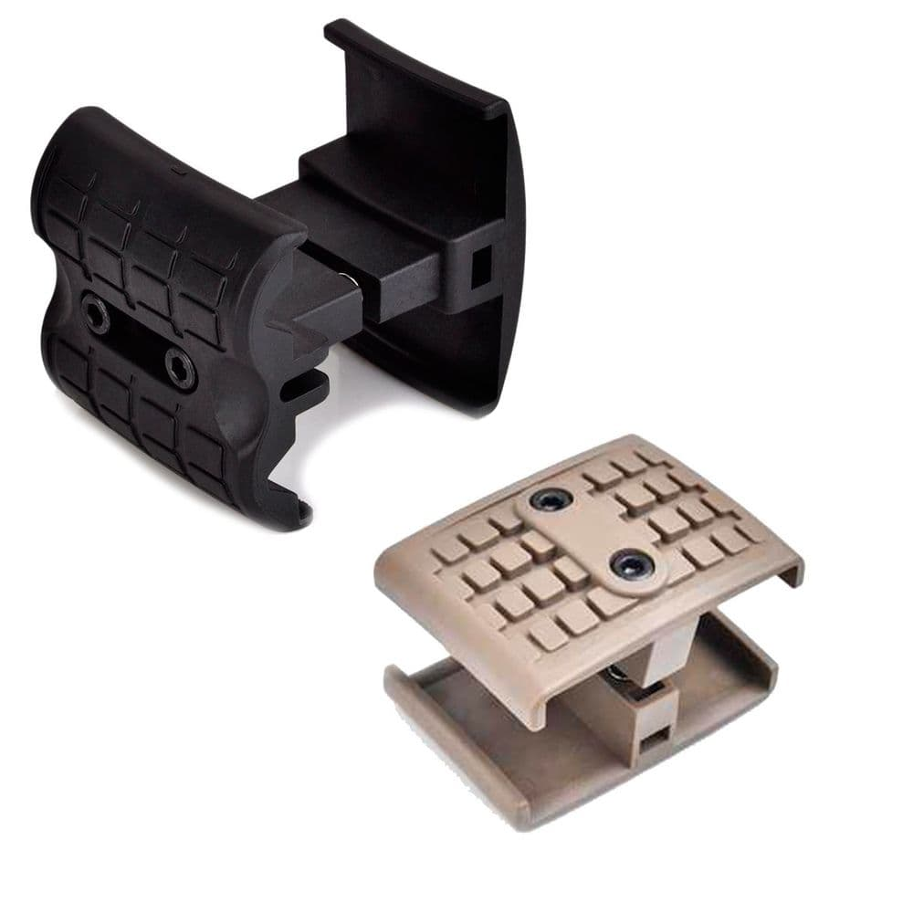 Element Airsoft MP5 Double Magazine Coupler Clip Clamp EX405 6mm bb's Softair