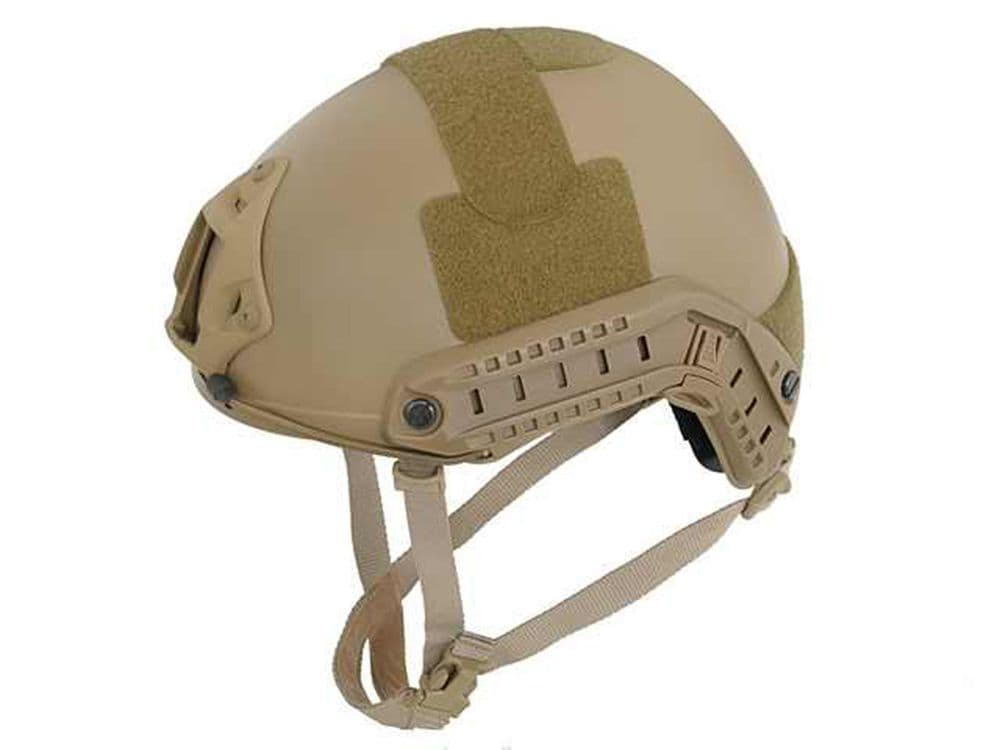 Emerson Airsoft Adjustable MH Fast Helmet Coyote EM5658A Night Vision Mount