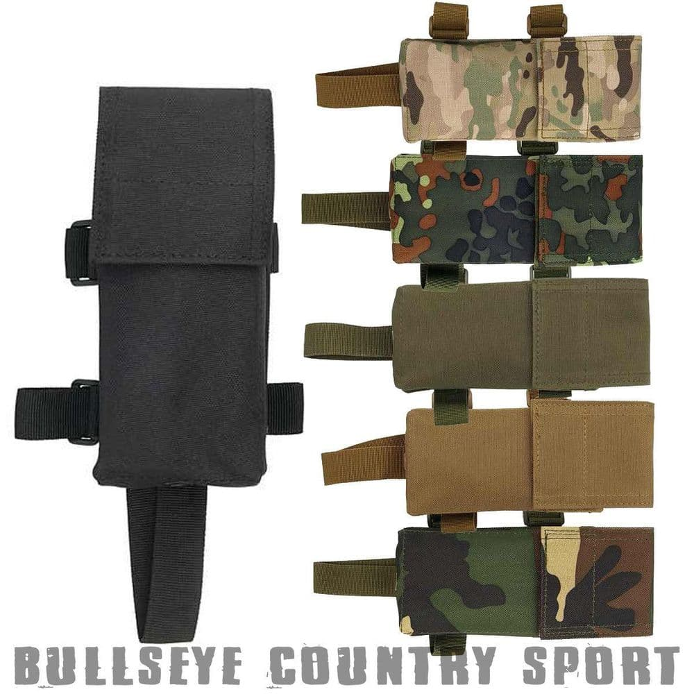 Fields Airsoft Stock Magazine Pouch For M-Series Mags Various Camo's 3200