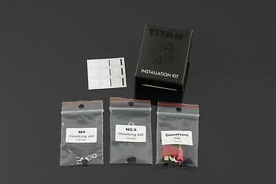Gate Installation Kit for TITAN Mosfets Airsoft Power Control Deans T-Plug