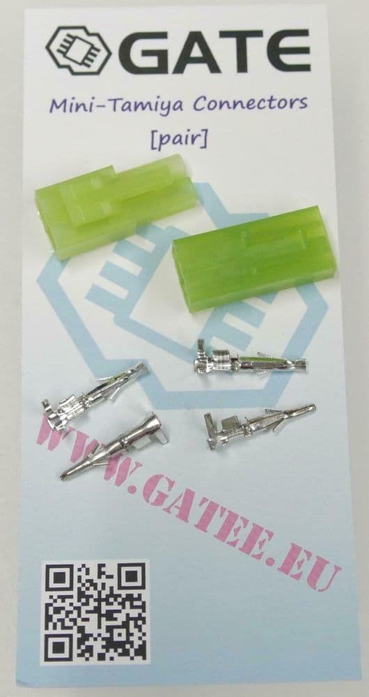 GATE Mini Tamiya Connector Set