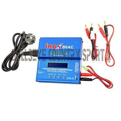 GENUINE IMAX B6AC BATTERY CHARGER LIPO LI-PO NI-MH LI-FE AIRSOFT RC CAR BATTERY