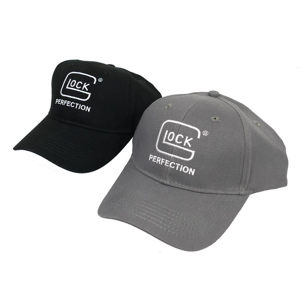 Glock Perfection Logo Tactical Pro Shooting Cotton Twill Baseball Cap Hat
