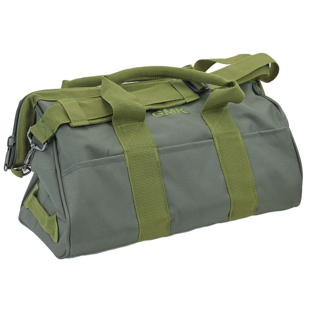 GMK Gatemouth Gear Bag Green Shooting Trap Clays Holdall Kit #91141