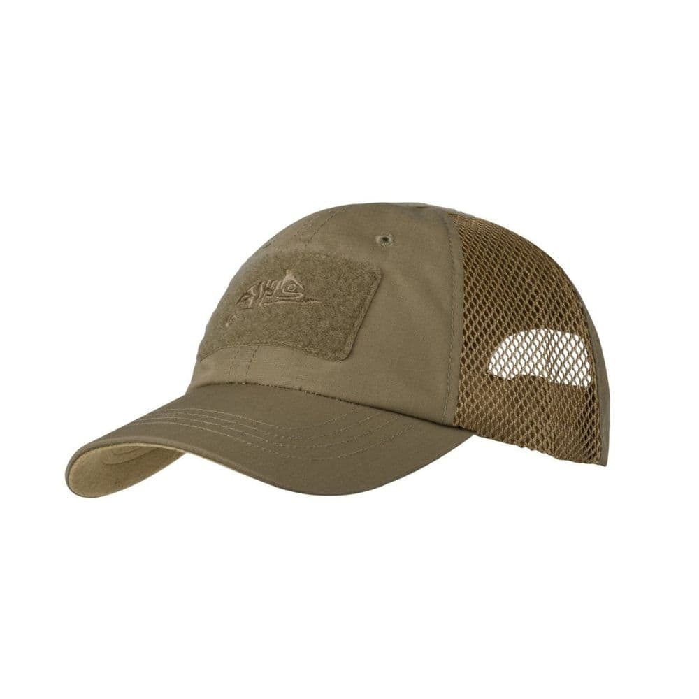Helikon BBC Vented Baseball Hat Cap Adaptive Green Army Style BBV-PR-12
