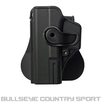 IMI RETENTION HOLSTER  FITS G 19/23/25/28/32 LEFT HANDED AIRSOFT ARMY