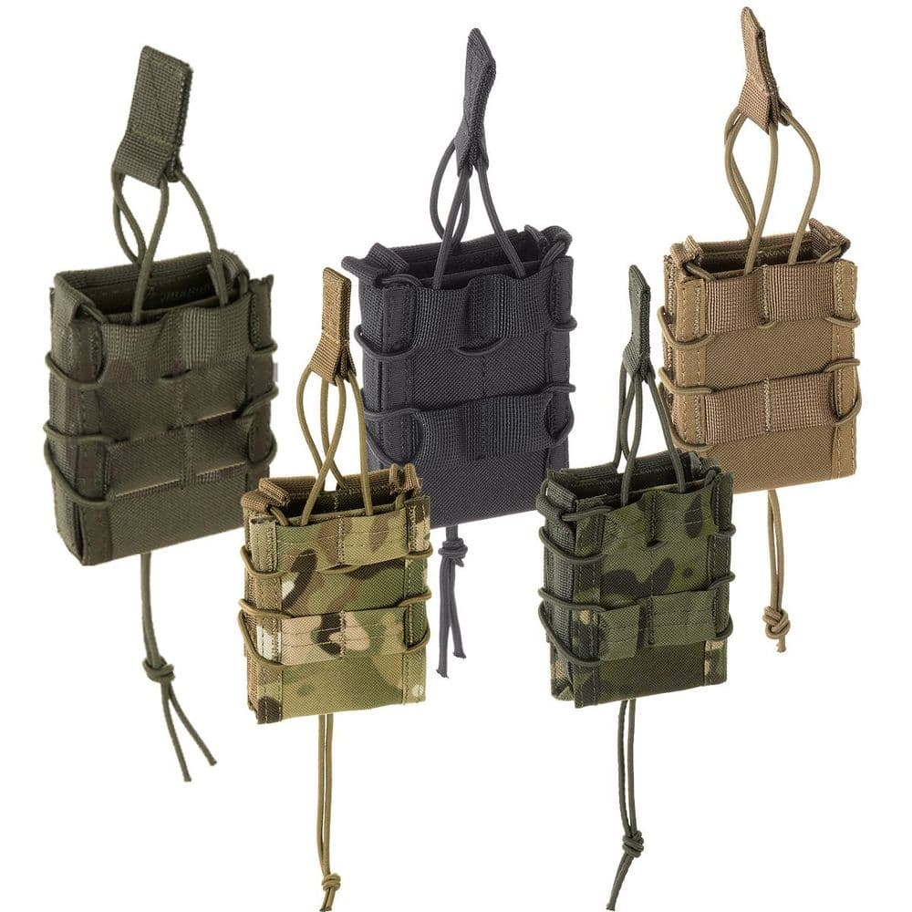 Invader Gear Airsoft Magazine Pouch Taco Single M4 5.56