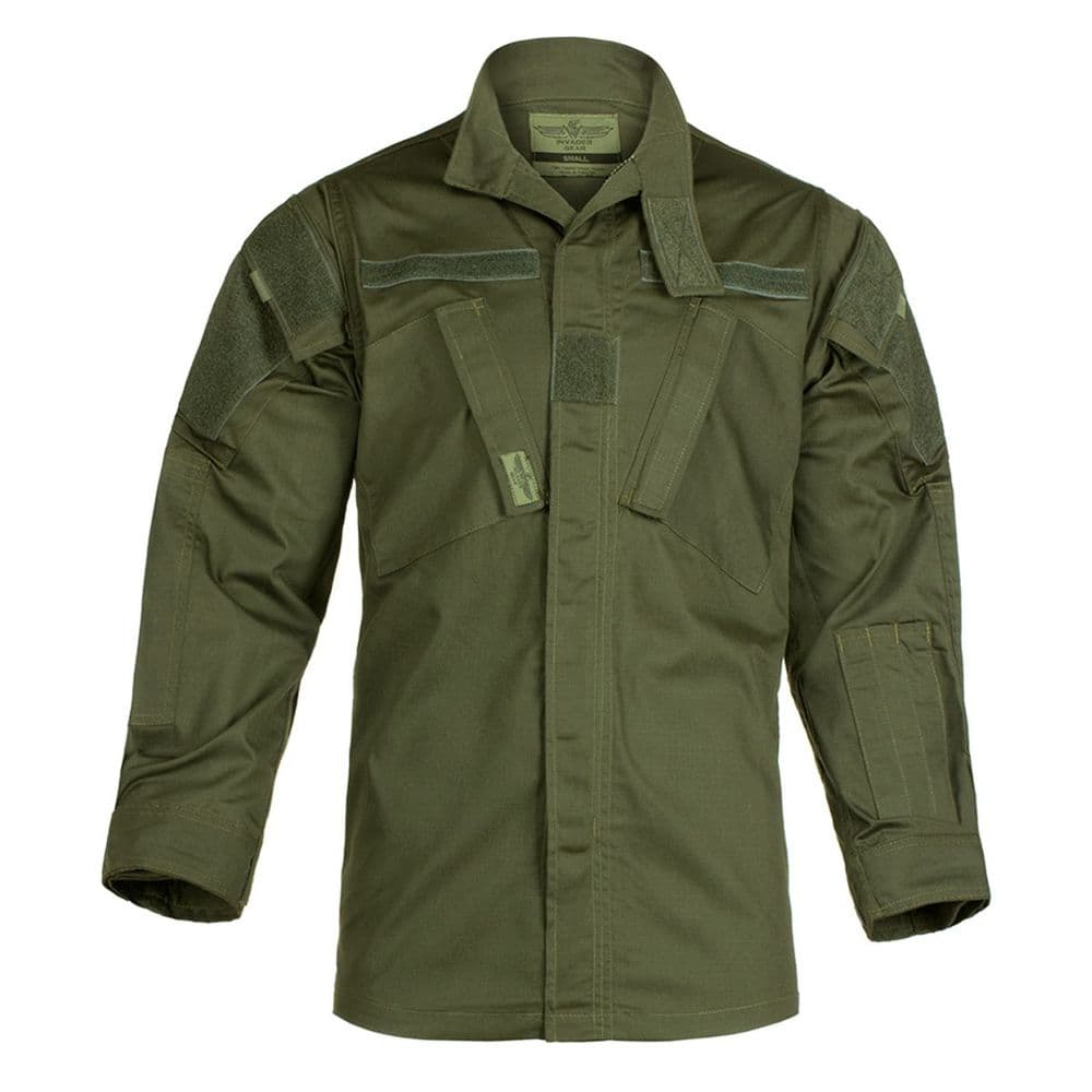 Invader Gear Revenger Tdu Shirt Green
