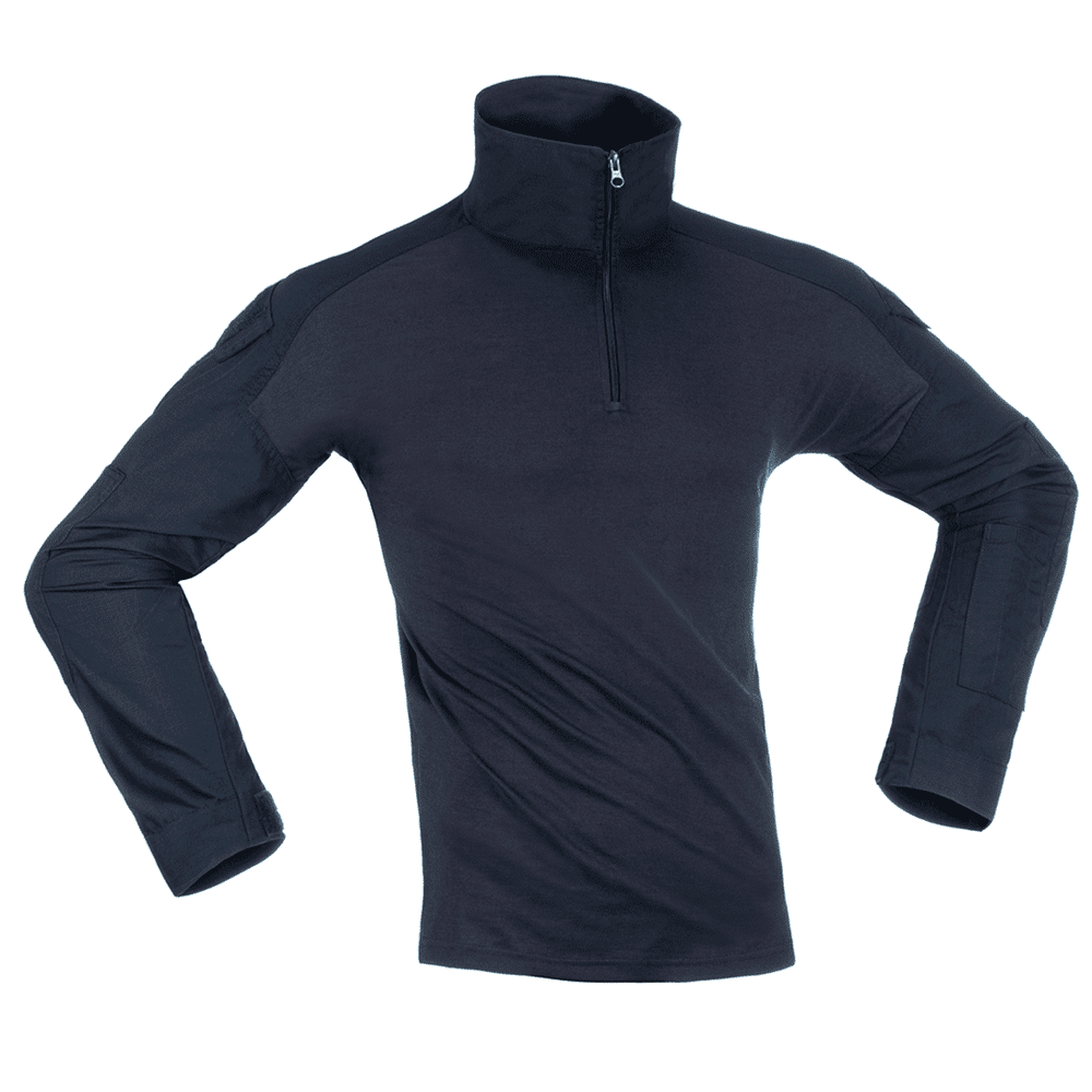 Invader Gear Ubacs Under Combat Shirt Navy Blue Airsoft Military Style