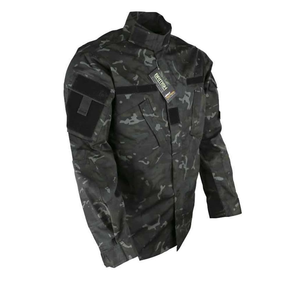 Kombat ACU Shirt BTP Night Camo