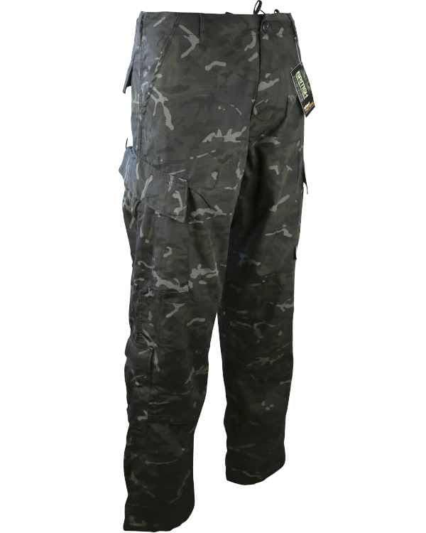 Kombat ACU Trousers BTP Night Camo