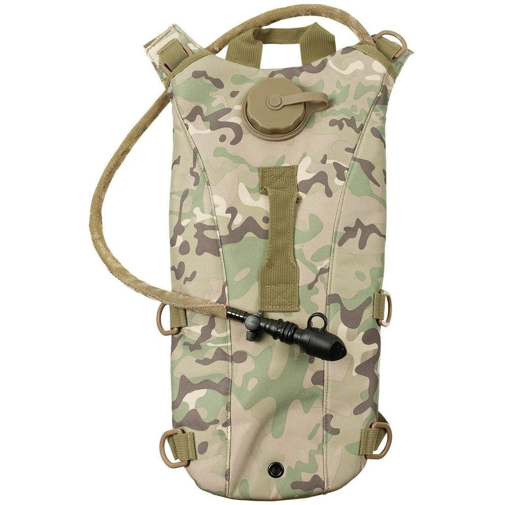 Max Extreme Hydration Pack TPU Op Camo Multicam