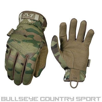 MECHANIX CAMOUFLAGE FAST FIT GLOVES MULTICAM MFF-78-009  MULTI PURPOSE