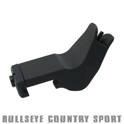 Metal Airsoft Canted Front Iron Sight Fits 20mm Rails