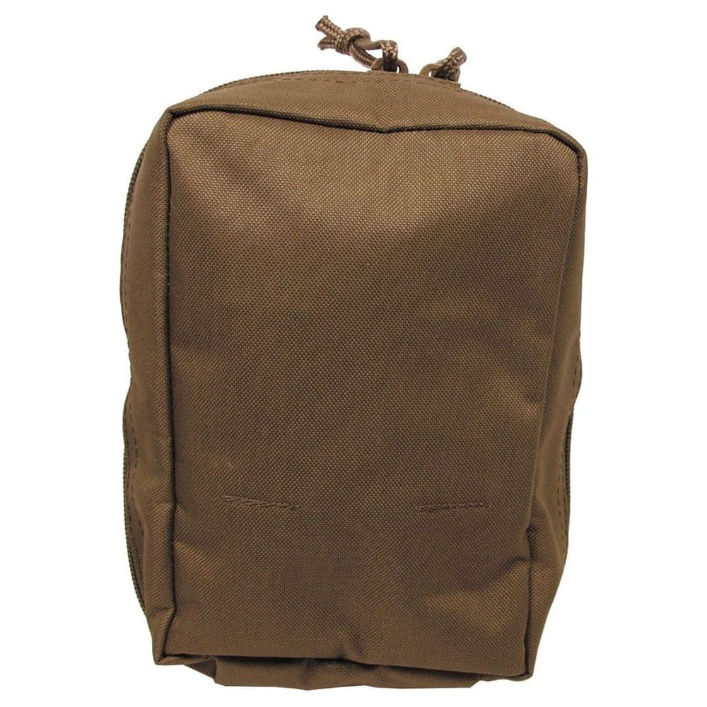 Mfh Small Molle Utility Pouch Coyote