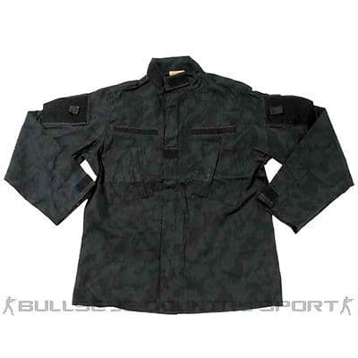 MFH US NIGHT CAMO FIELD JACKET ACU RIPSTOP
