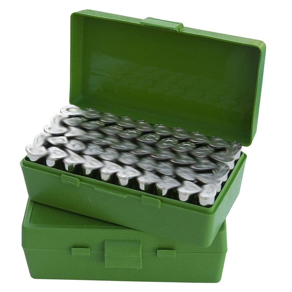 MTM P50 Green Pistol Revolver Ammo Carrier Box 50 Rd
