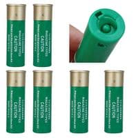 Nuprol Airsoft Shotgun Shells 15rd 6 Pack 6mm BB's ABS Various Colours