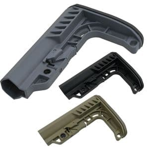 Nuprol AXE Minimalistic M4 Light Weight Stock Airsoft