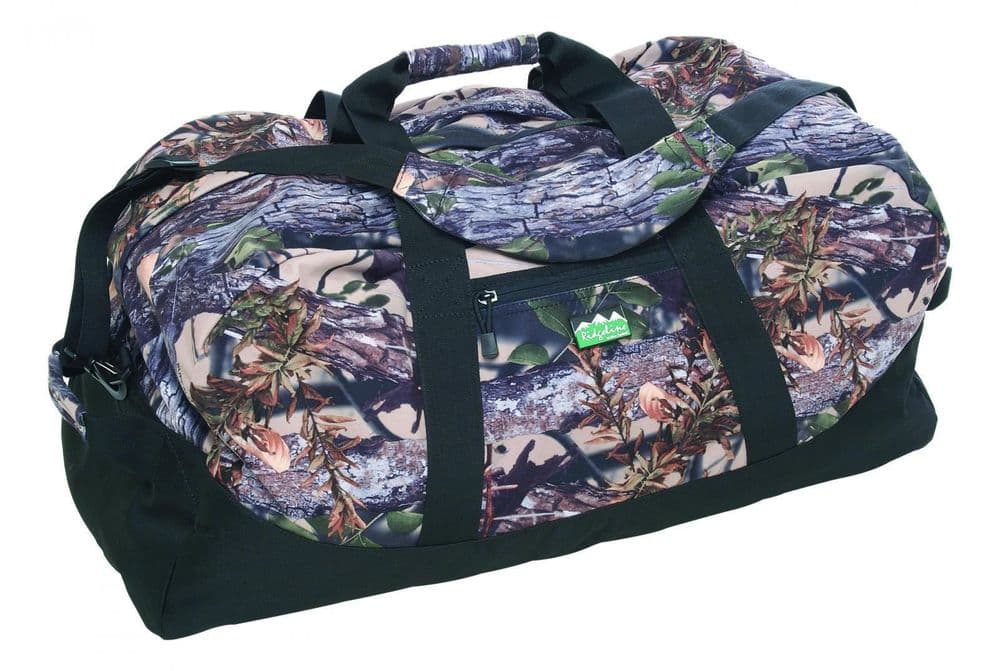Ridgeline Coffin Gear Holdall Kit Bag Buffalo Camo 90 Litre Shoot Hunt RLAPHGBX