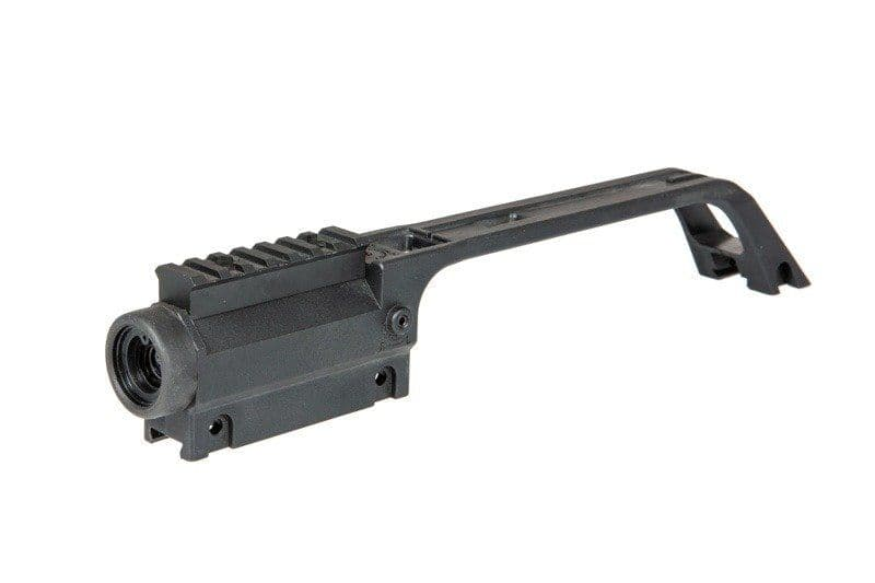 Specna Arms Airsoft G36 Series Carry Handle With Scope Black 1.5X