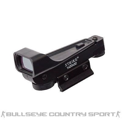 Strike Systems Red Dot Sight 1x20x30mm Tactical Scope