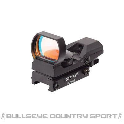STRIKE SYSTEMS RED DOT SIGHT 1X22X33MM